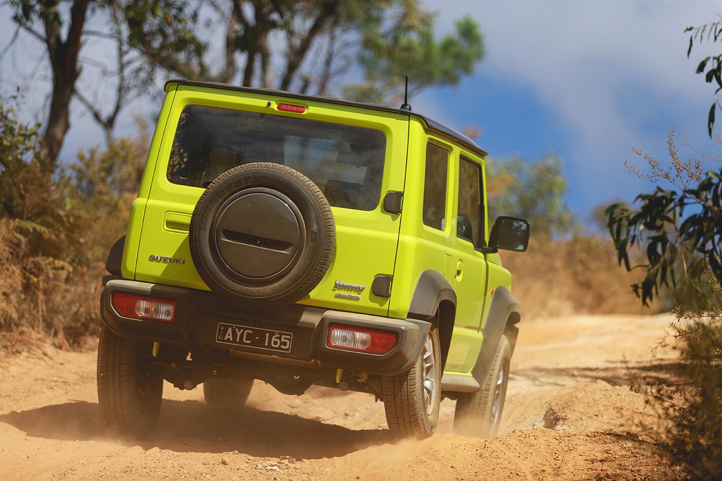 2021 Suzuki Jimny GLX