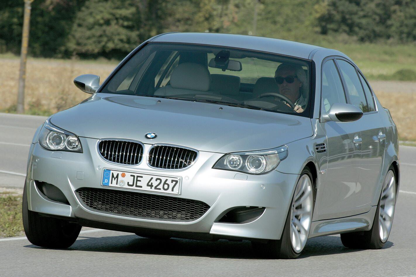 2005 E60 BMW M5