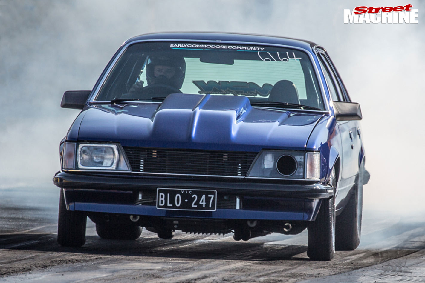 Todd Foley's Holden VH Commodore