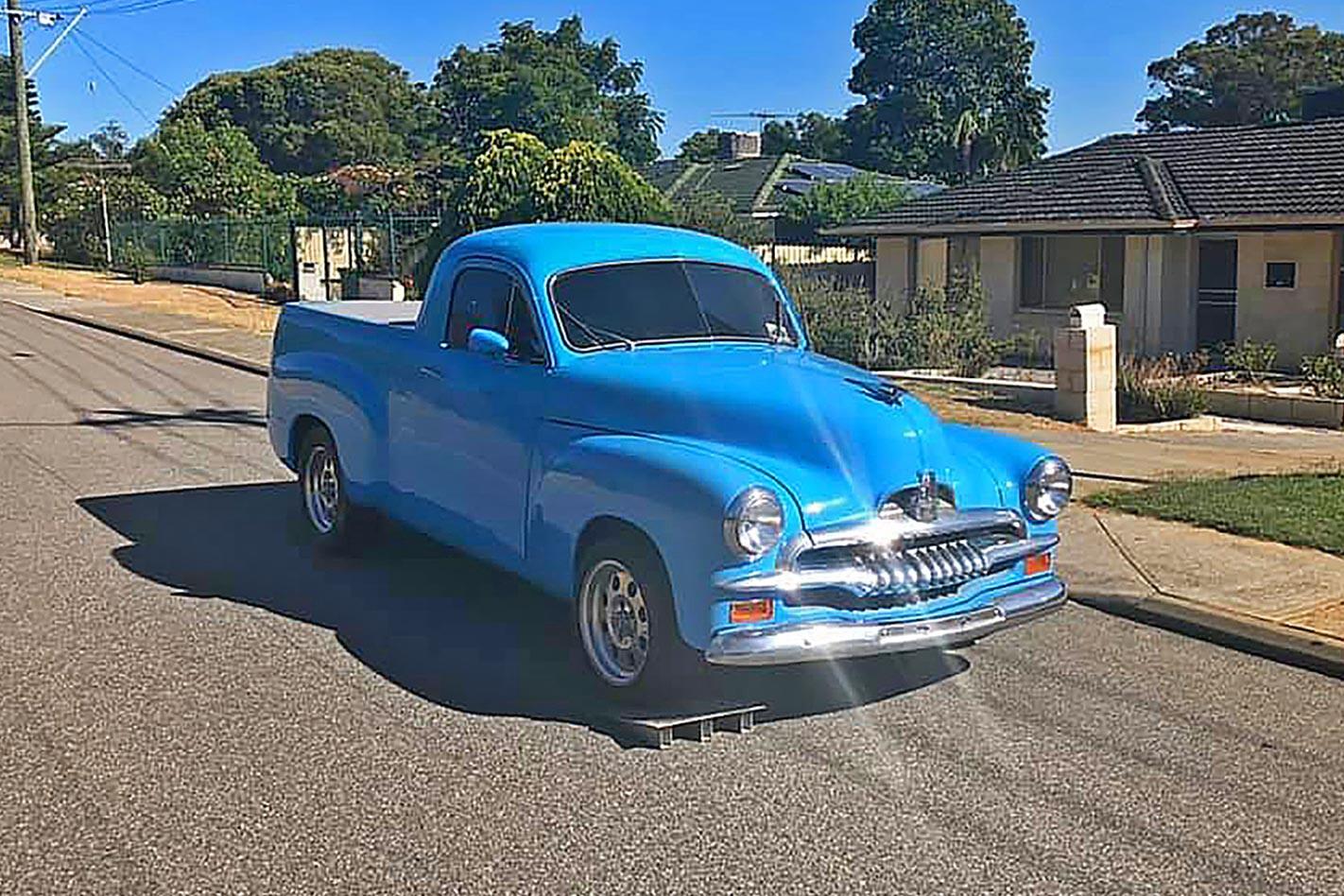Holden Fj Ute Front B Jpg