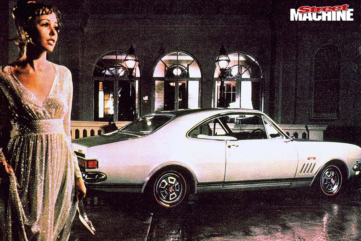 Holden Monaro HK GTS