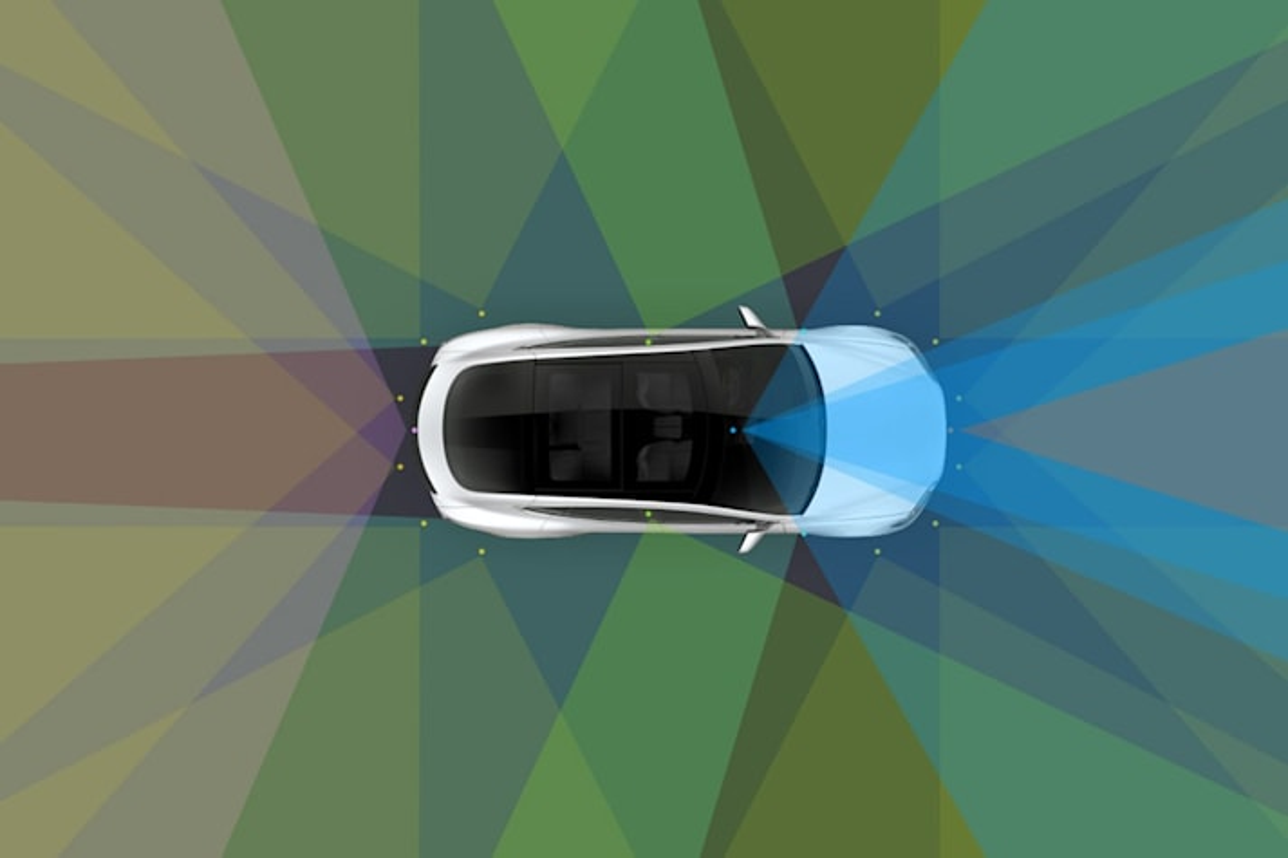 Tesla on Autopilot