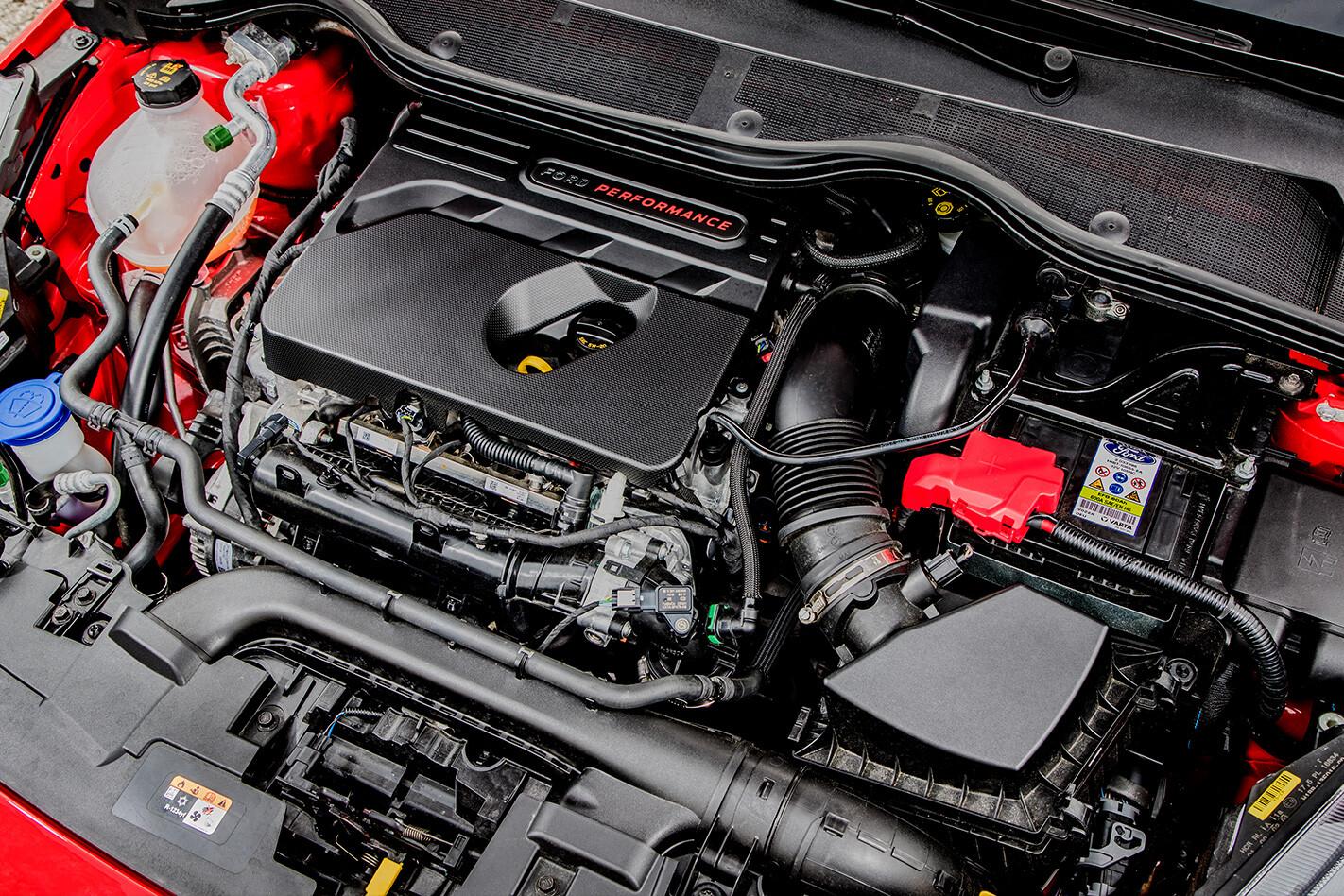 Ford Fiesta St Engine Jpg