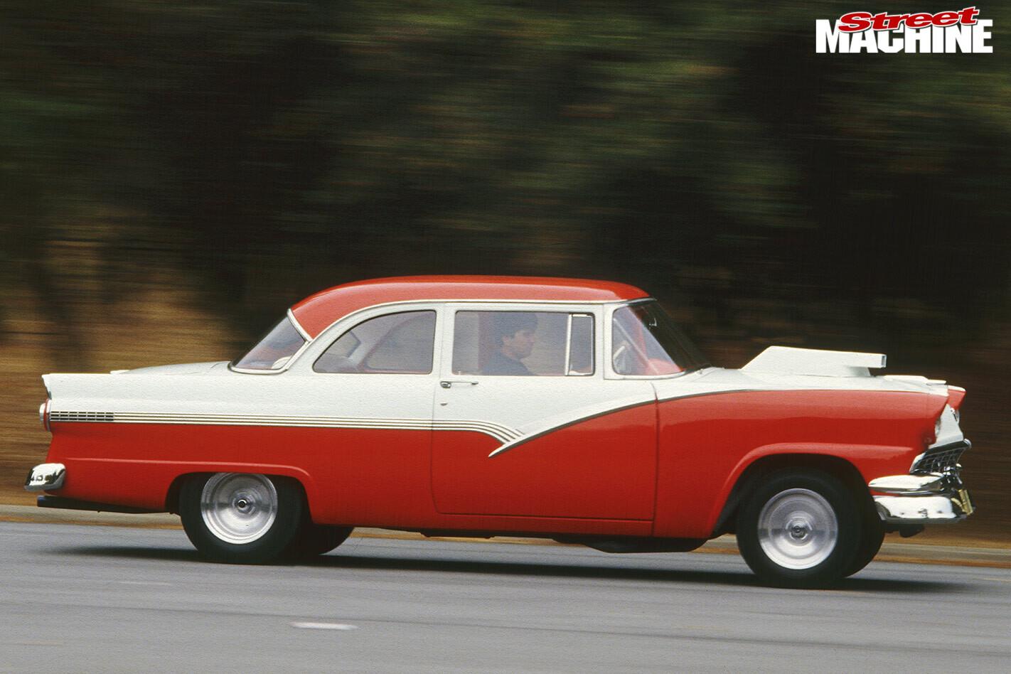 Ford Fairlane Tudor onroad