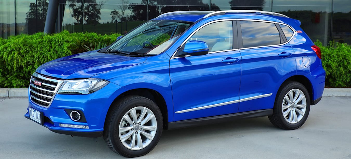2018 Haval H2 MT pricing and features
