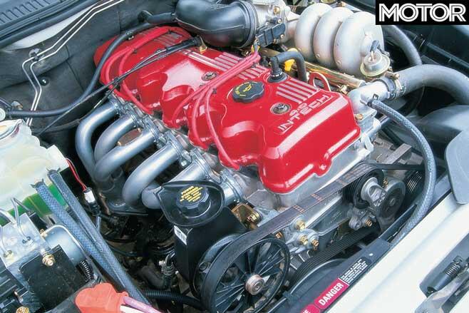 2001 Ford Falcon XR 6 Ute Engine Jpg