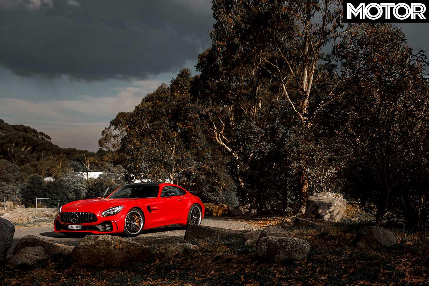 2019 Mercedes AMG GT R 12 Hours Review Rain Clouds Jpg