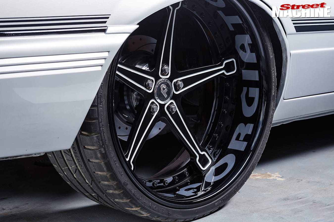 Holden VK Commodore wheel