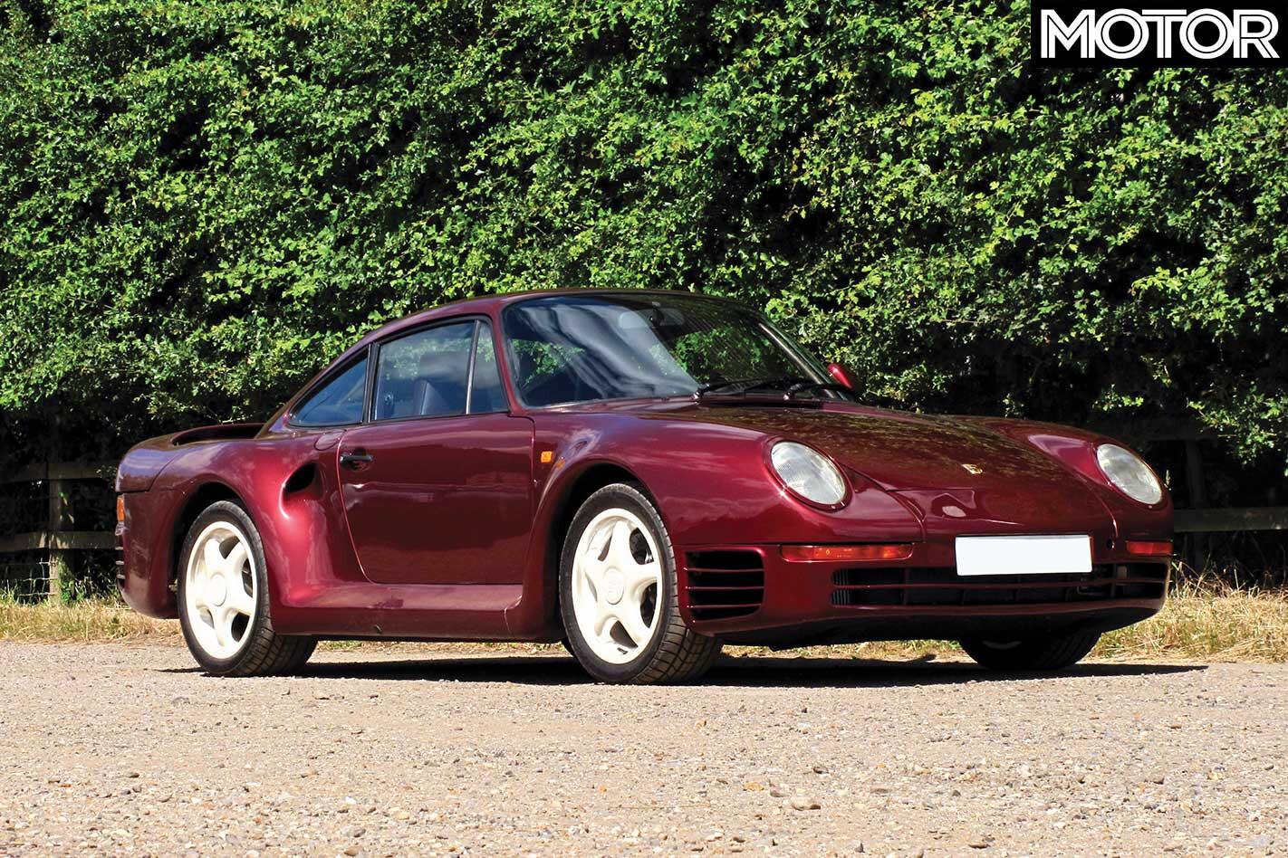 Porsche 959 Prototype Auction Jpg