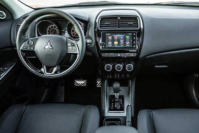 Possible 2018 Mitsubishi ASX facelift