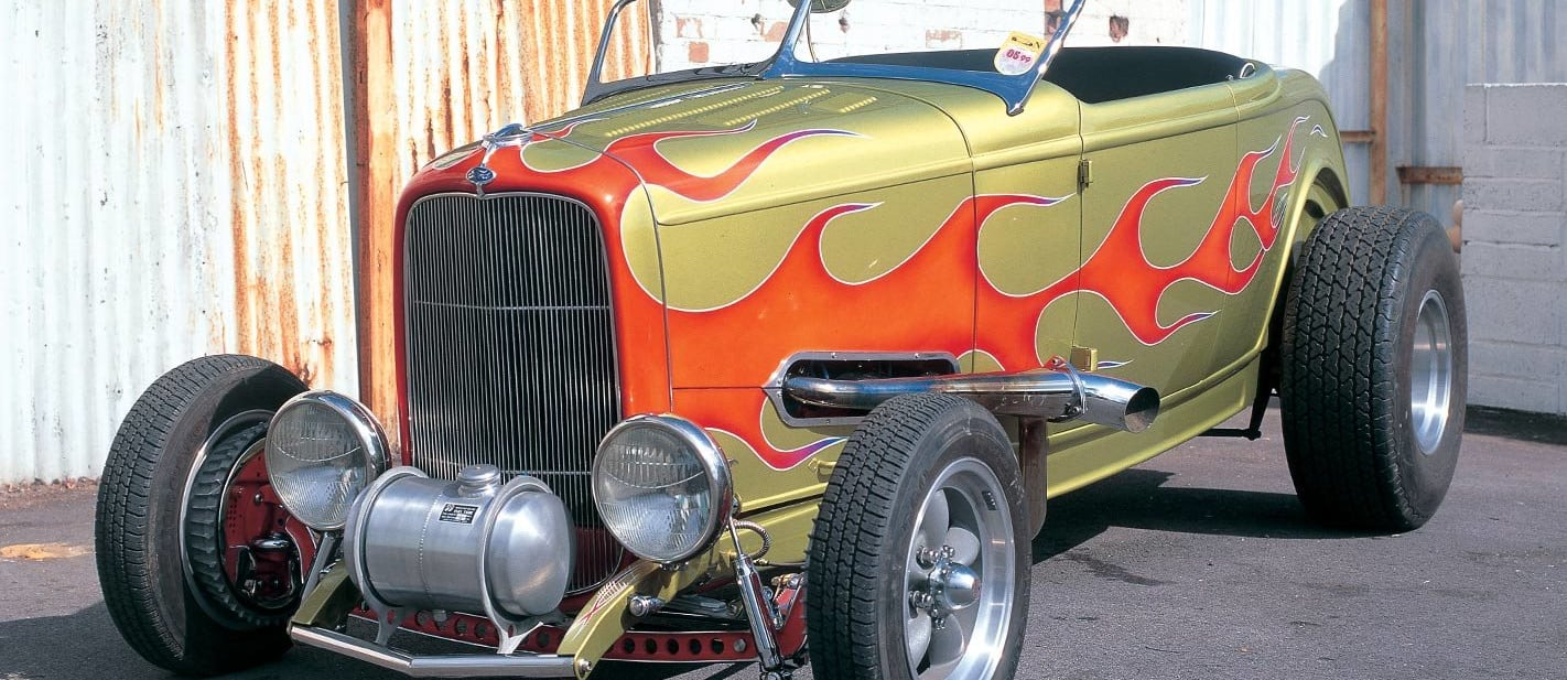 Ford Model A Front 2 Jpg