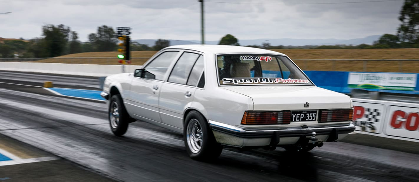 VH Commodore LS3 2 nw