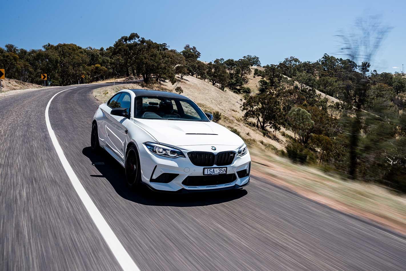 2021 BMW M2 CS review