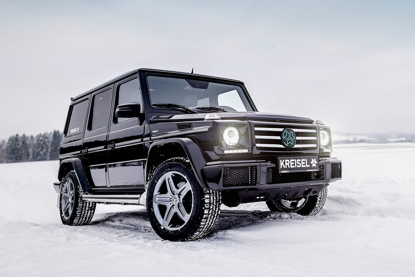 Kreisel Mercedes-Benz G-Wagen