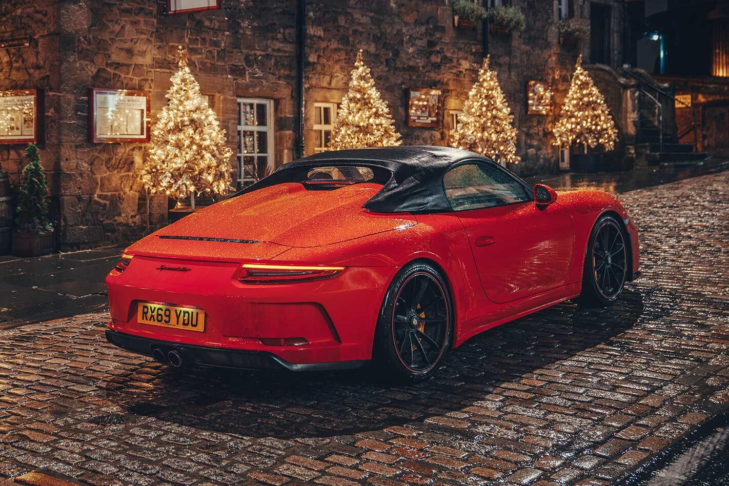 2020 Porsche 911 Speedster