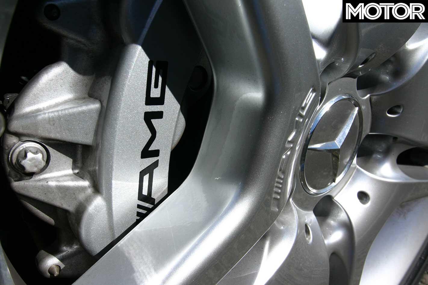 2004 Mercedes Benz E 55 AMG Estate Brake Jpg