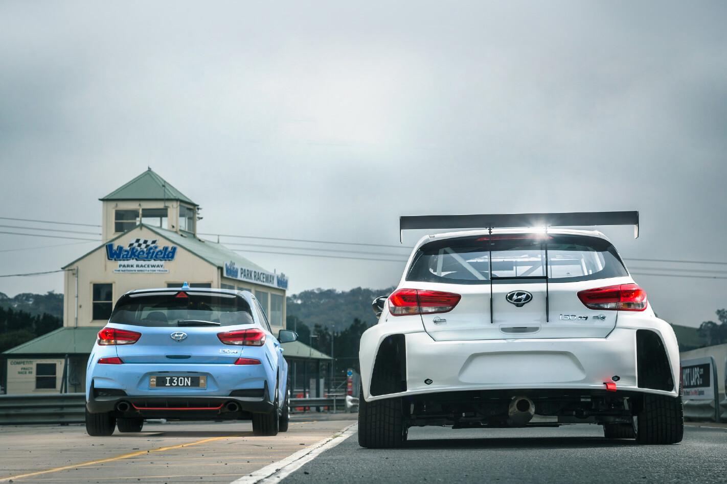 Hyundai I 30 N Tcr Rearss Jpg