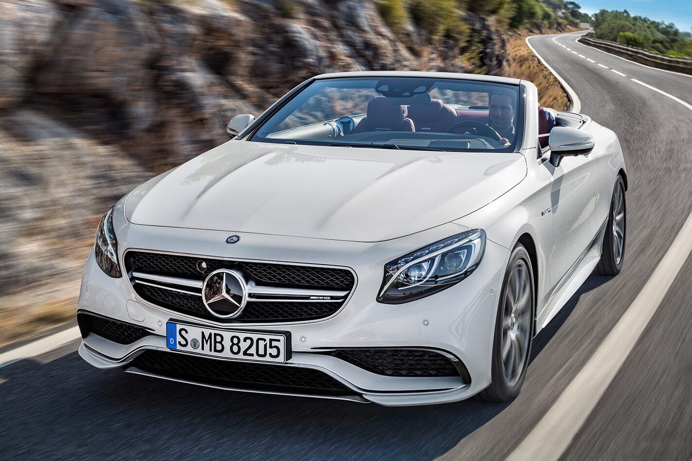 2016 Mercedes-Benz S500 Cabriolet review