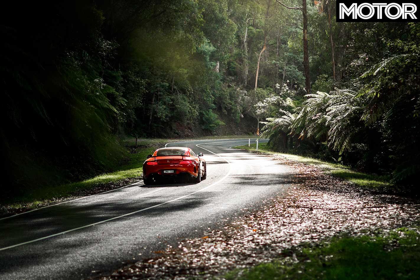 2019 Mercedes AMG GT R 12 Hours Review Road Handling Jpg