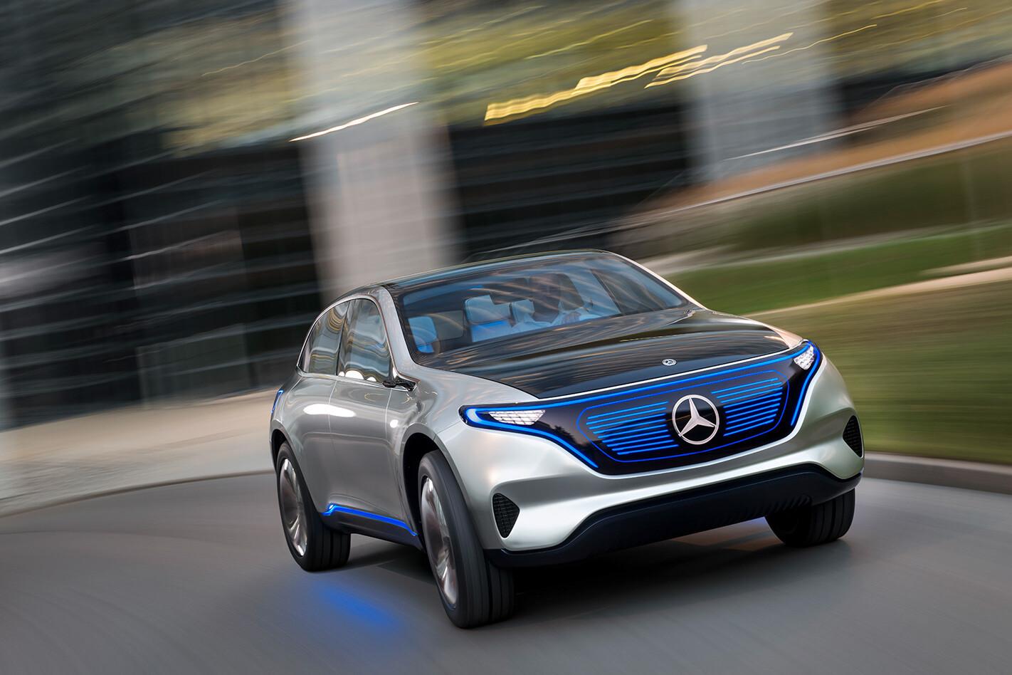 Mercedes Generation Eq Concept Paris Motor Show Jpg