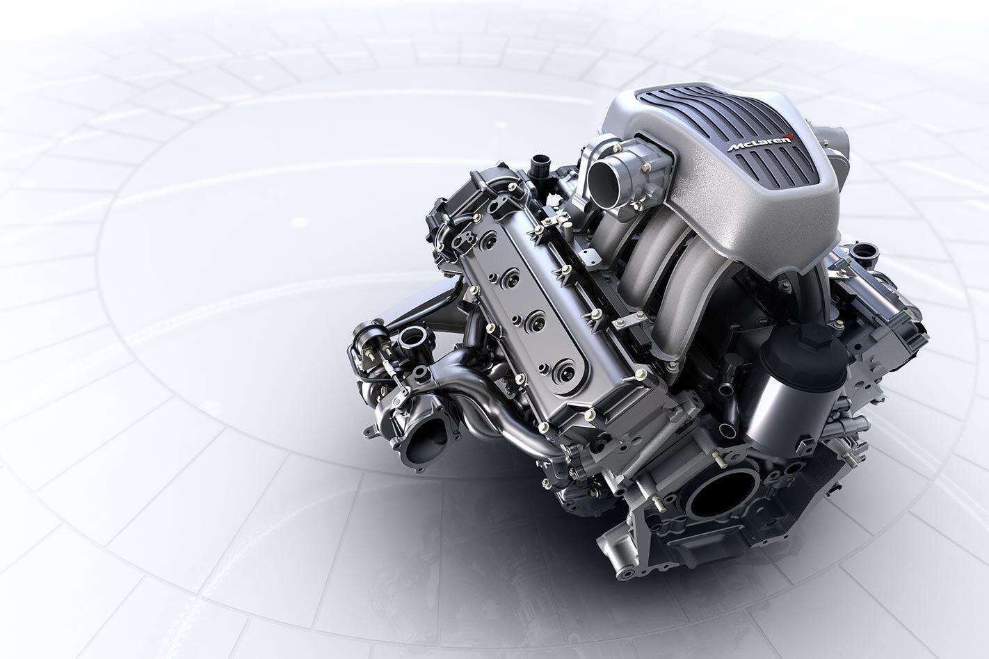 Flat-plane crank V8 engines explained
