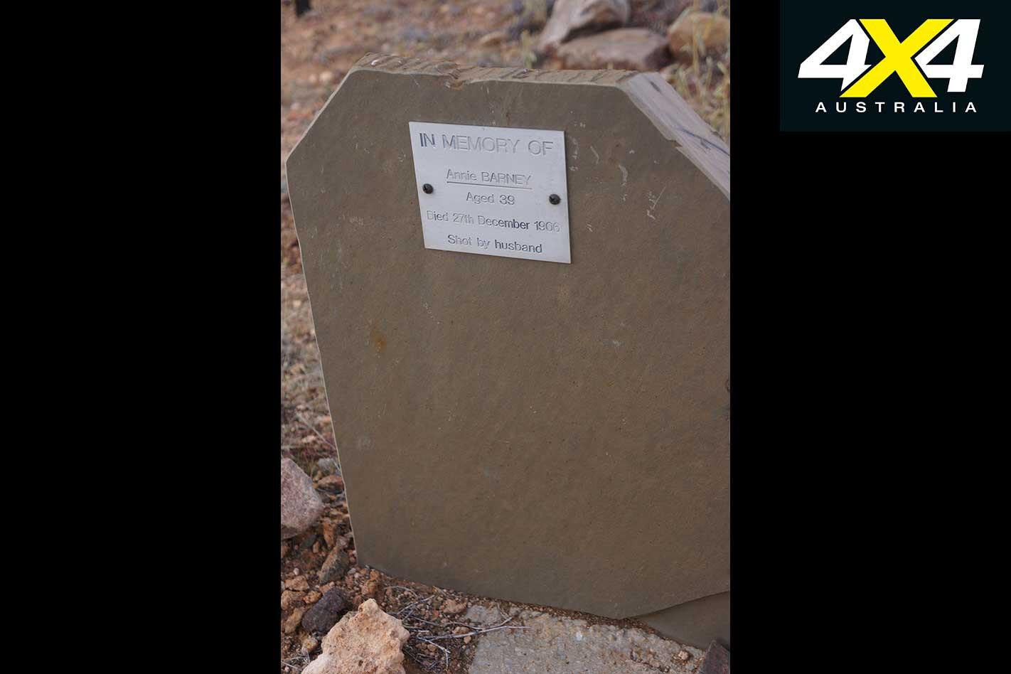 Finding Australia History In Cemeteries Yudnamutana Jpg