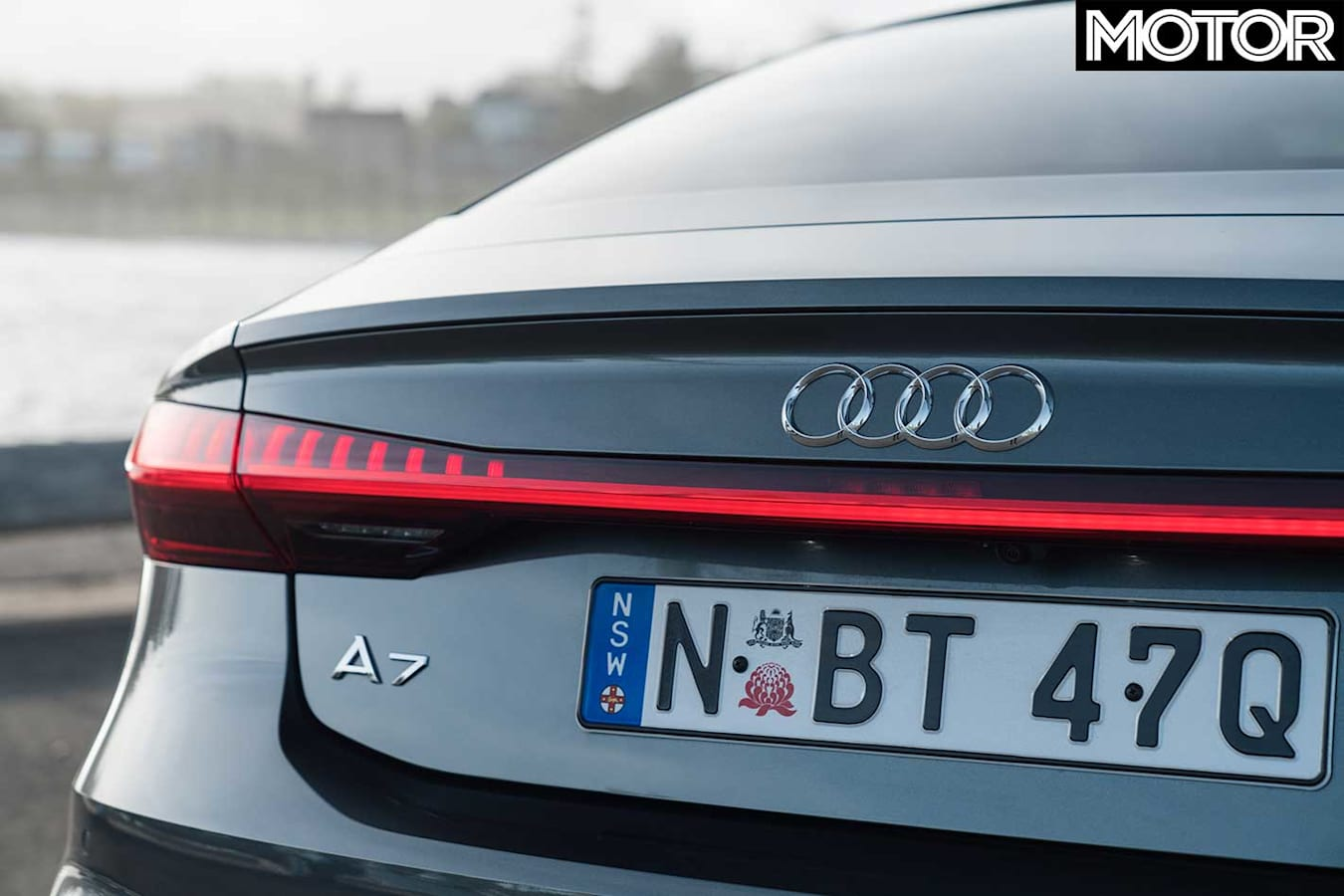 2019 Audi A 7 Sportback Dynamic Steering Rear Bootlid Jpg
