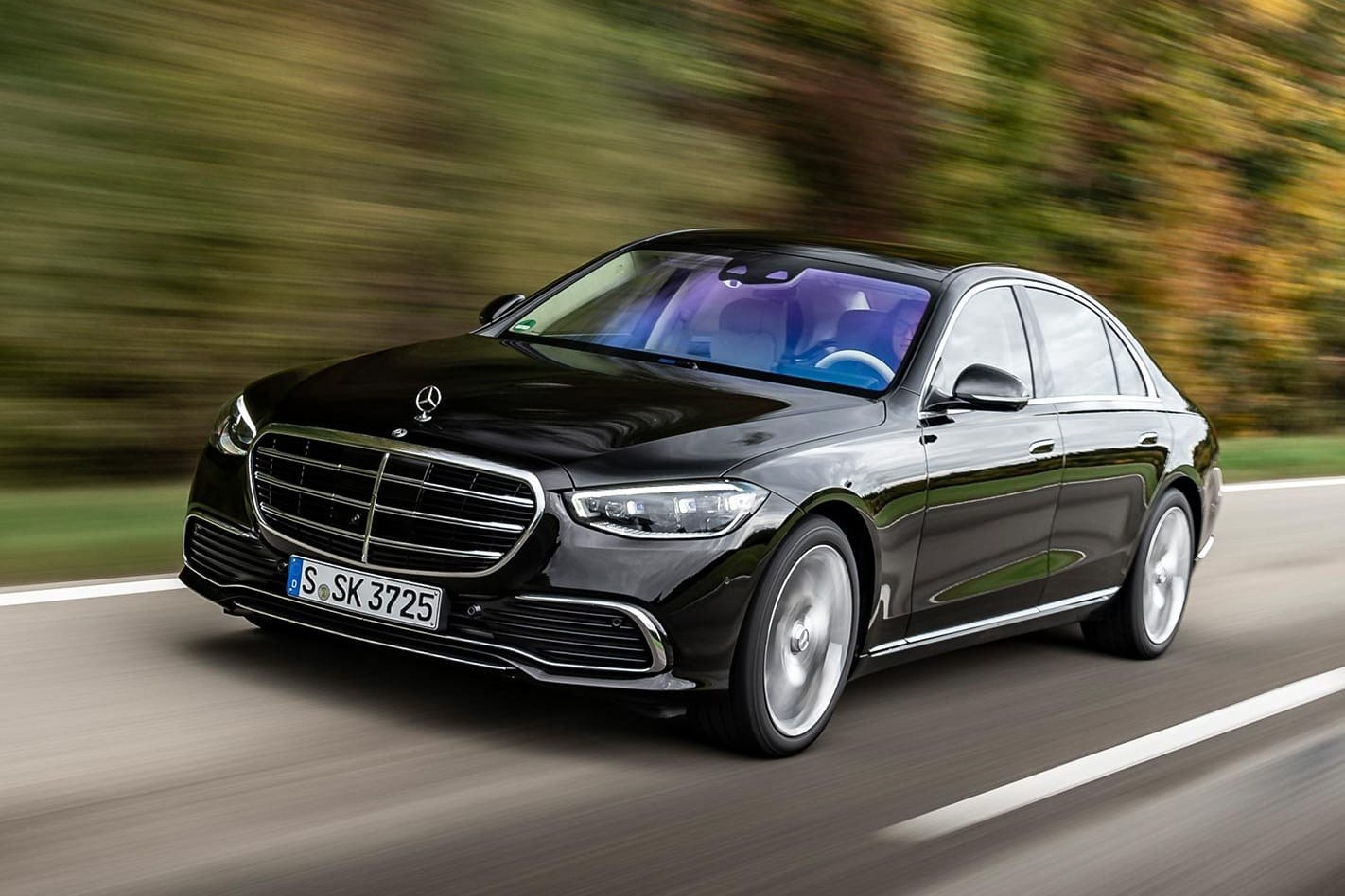 2021 Mercedes-Benz S580e review
