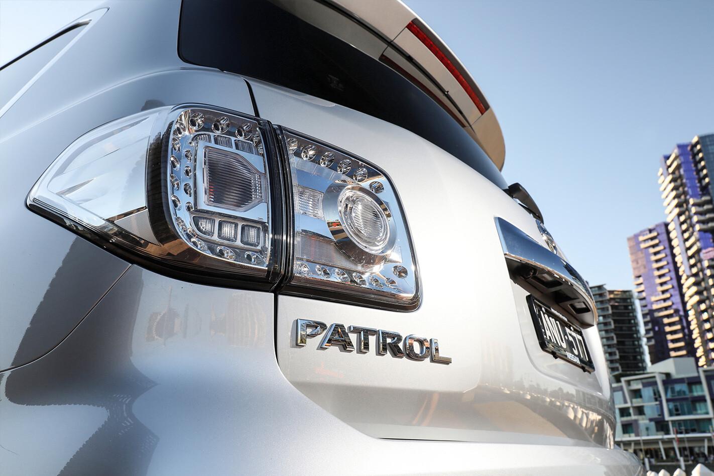 2018 Nissan Patrol Review
