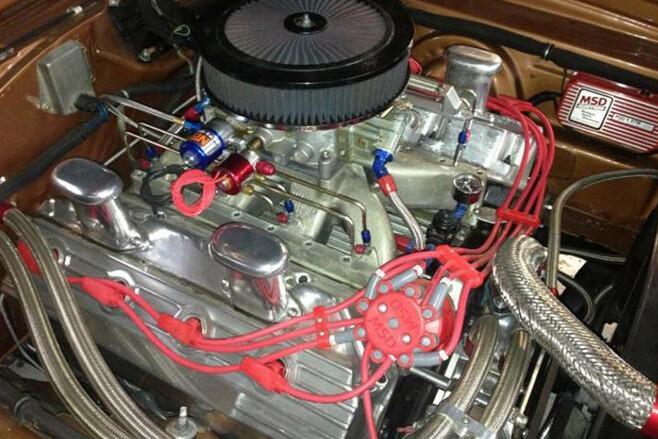 Jason Behringer engine