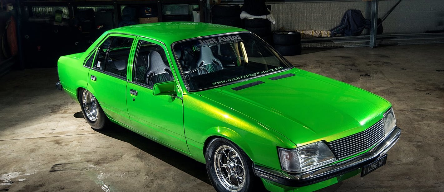 TURBO LS3 POWERED 1983 HOLDEN VH COMMODORE