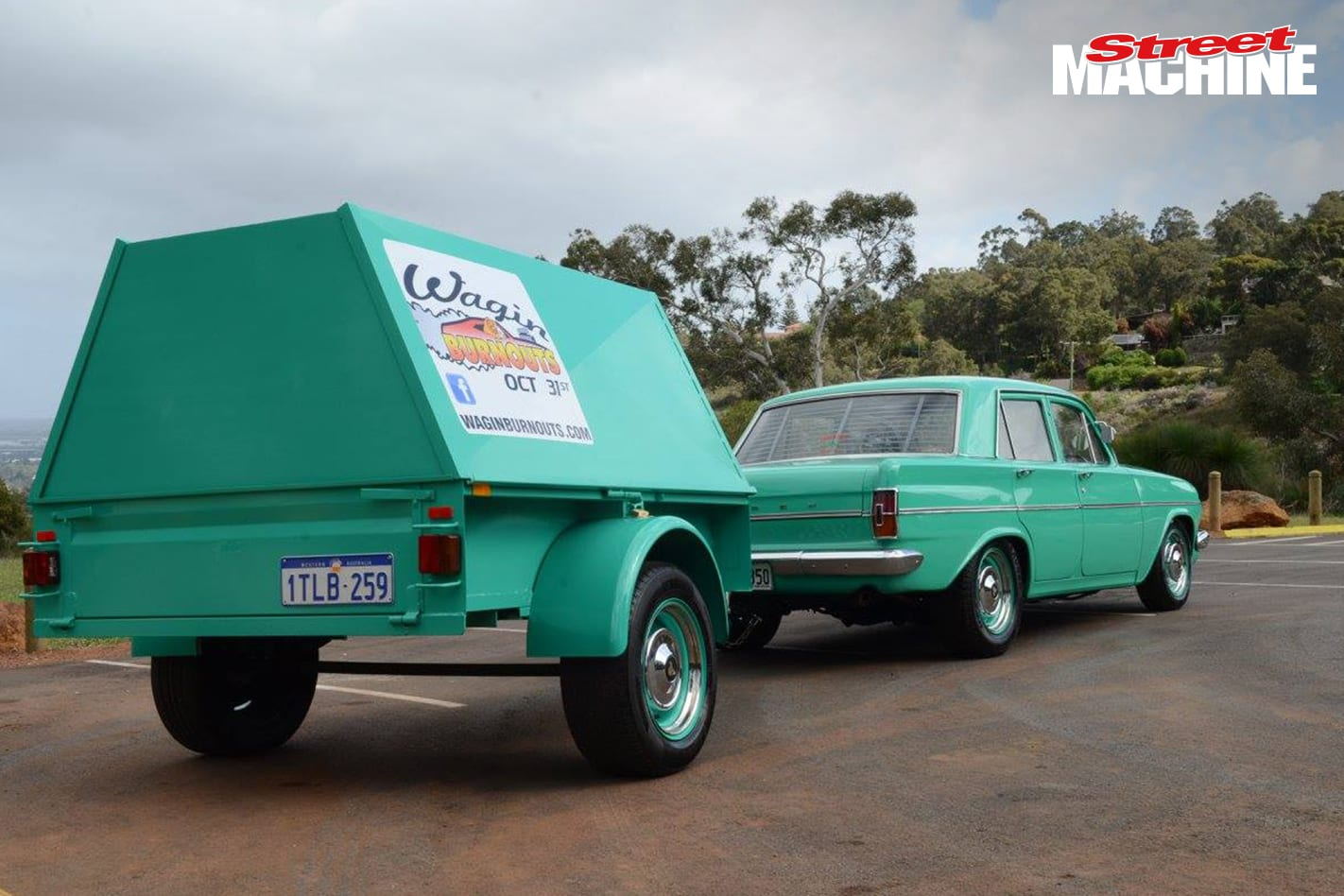 EH Holden Drag Challenge 2 Nw
