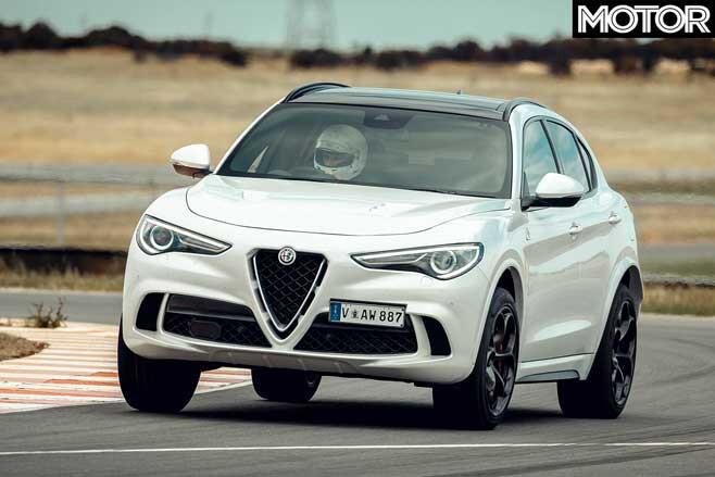 Performance Car Of The Year 2020 Track Test Alfa Romeo Stelvio Q Track Jpg
