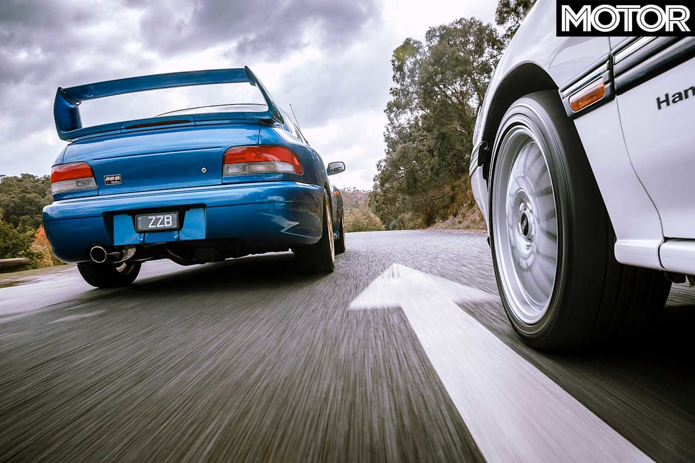 1998 Subaru Impreza WRX S Ti 22 B Performance Jpg