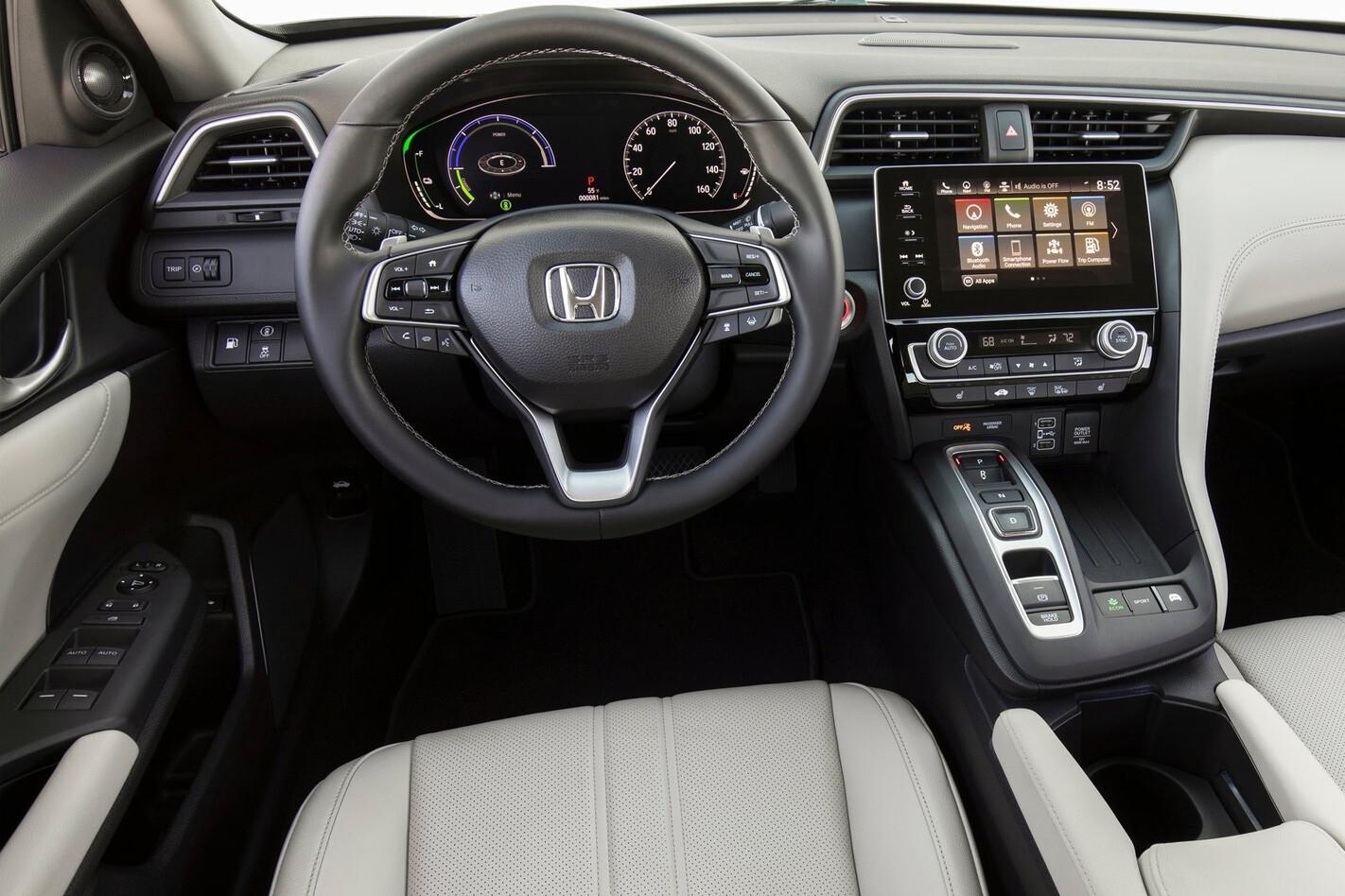 Honda Insight Interior Jpg