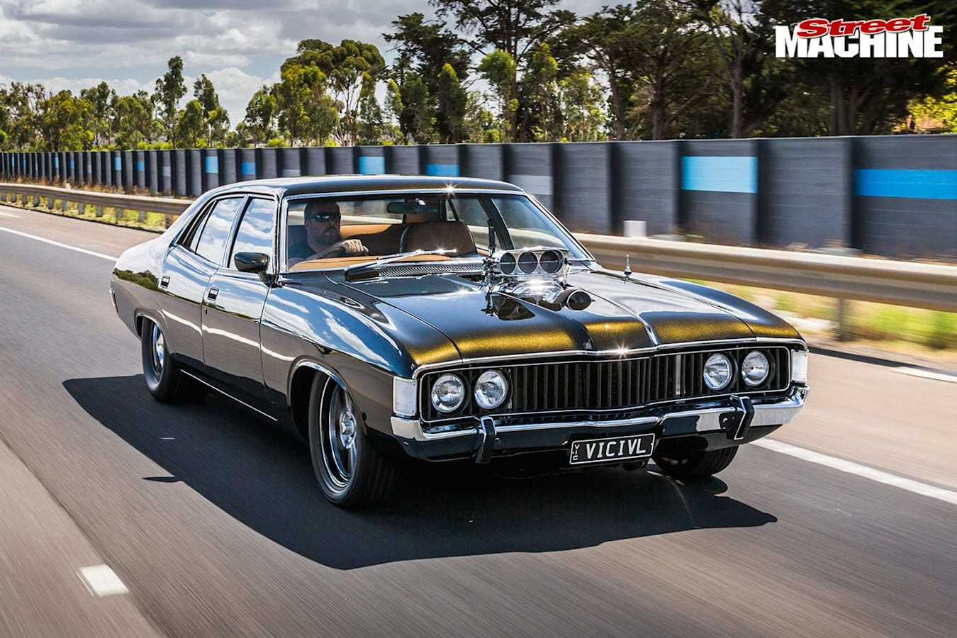 Ford ZF Fairlane onroad