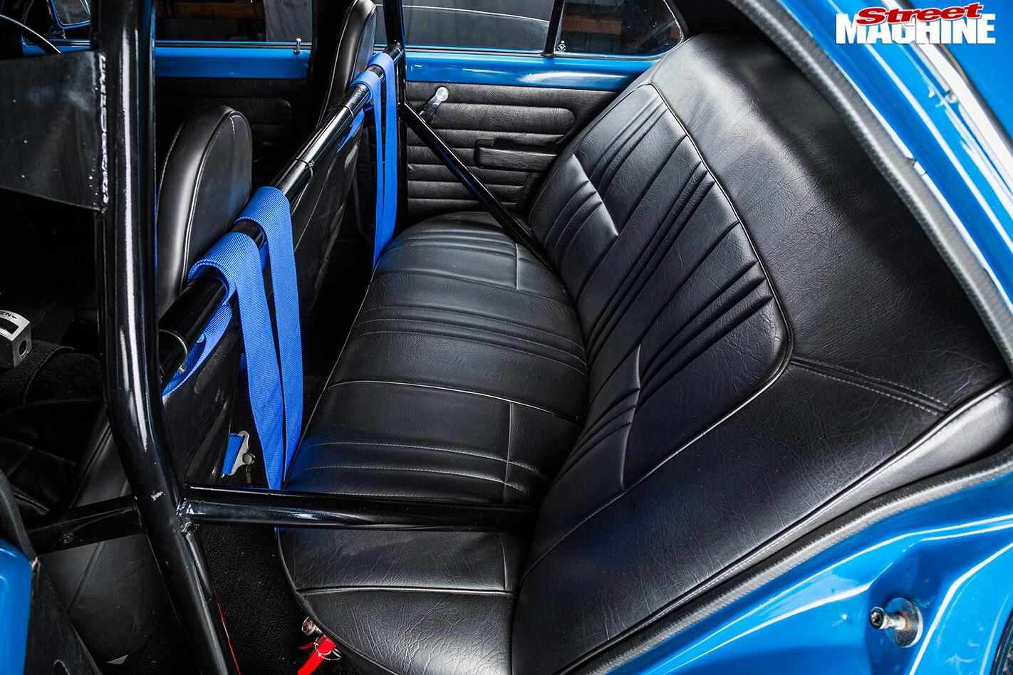 Holden -LH-Torana -seats -rear