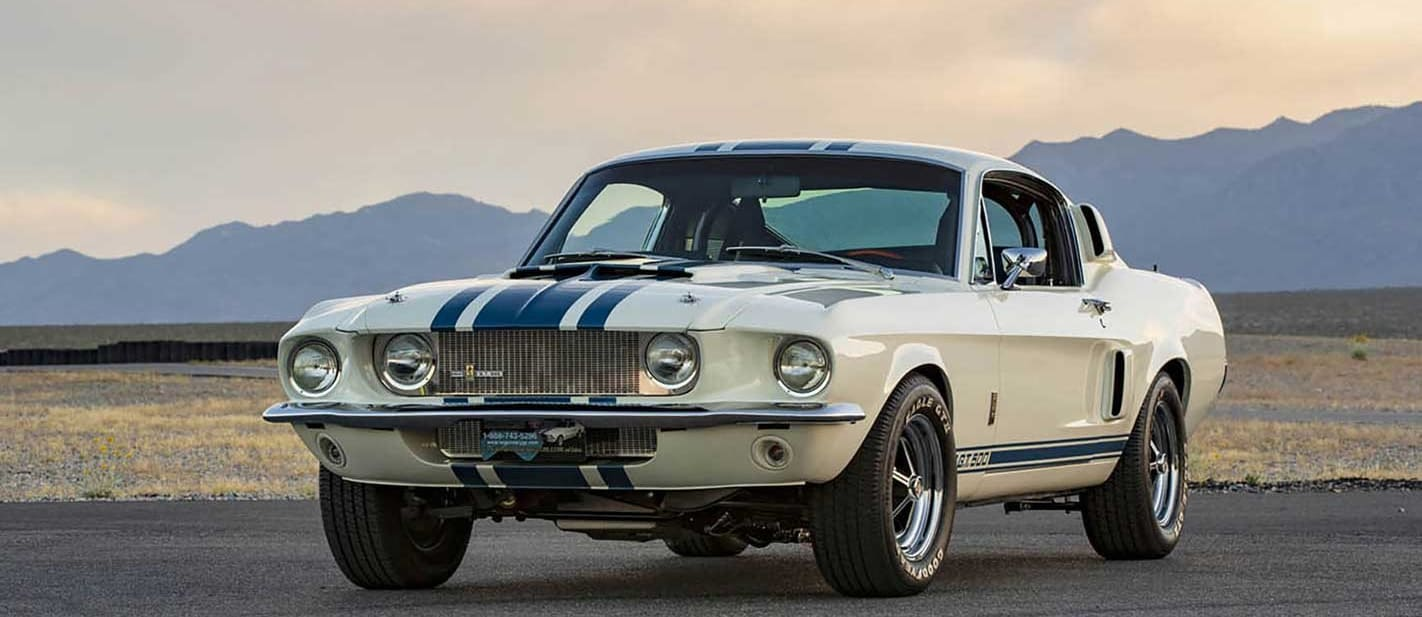 1967 Ford Shelby GT500 Super Snake continuation
