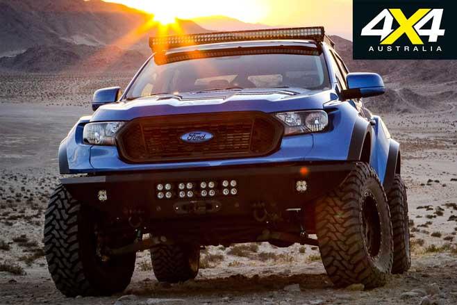 Ford Ranger APG Prorunner Series 1 Build Jpg