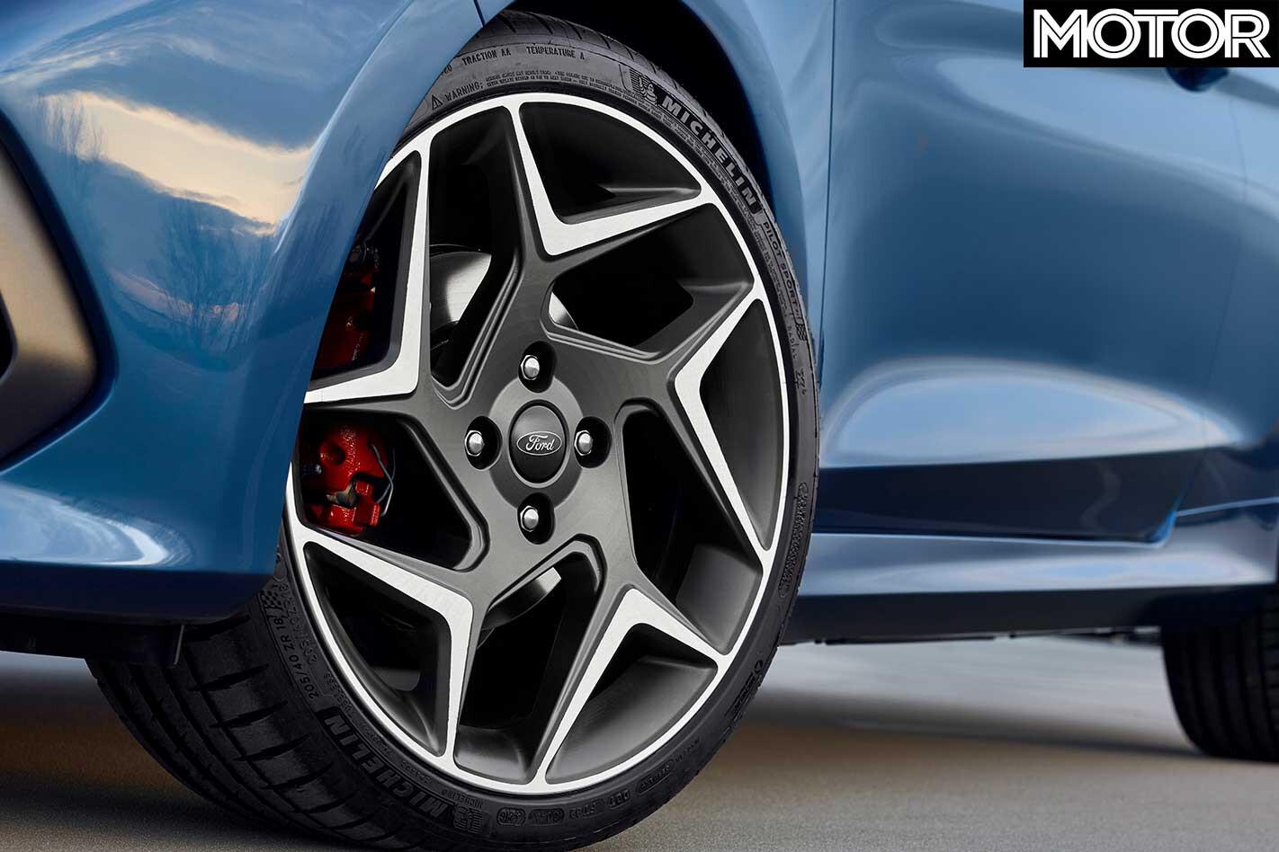 2018 Ford Fiesta St Performance Review Wheels Tyres Jpg