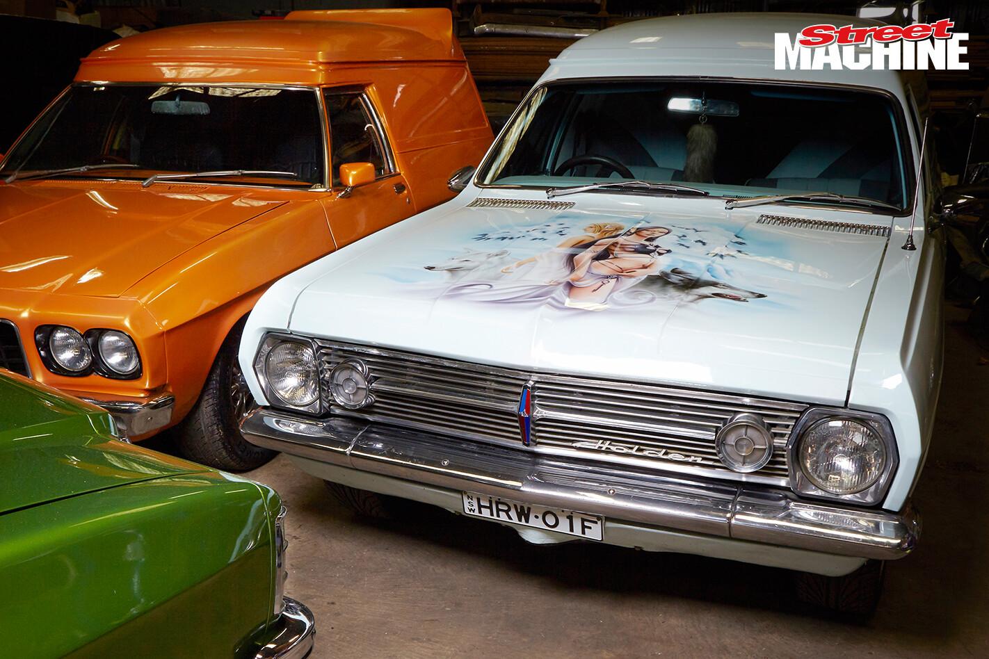 Holden Panel Vans 1