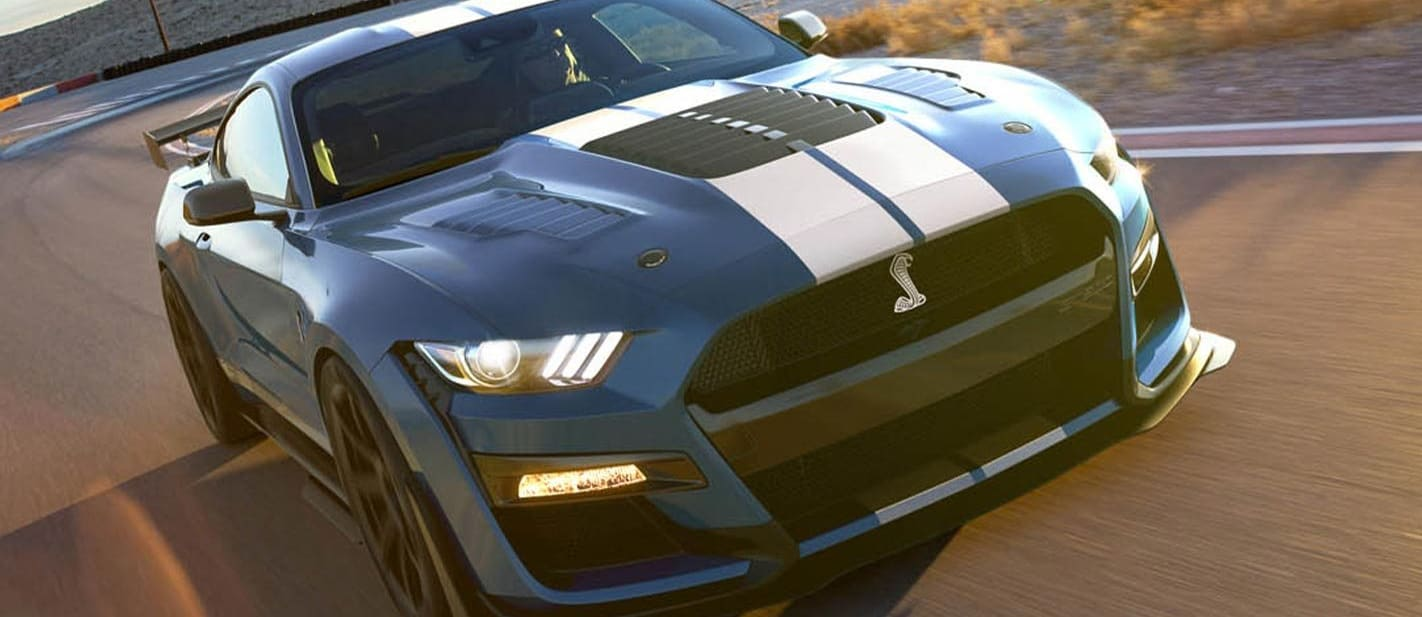 Shelby American Mustang GT500SE