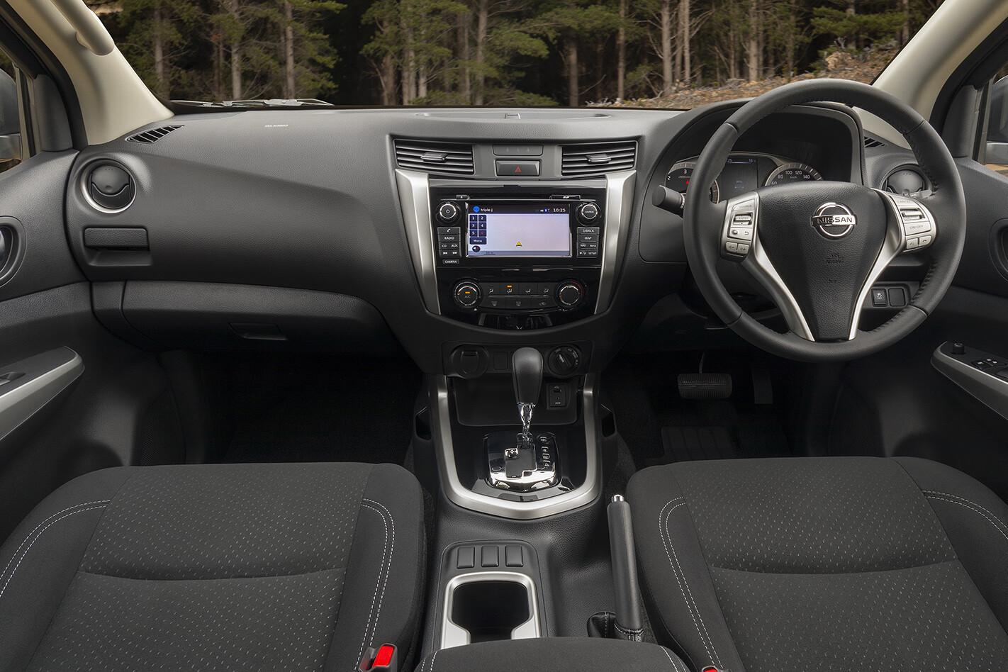 2019 Nissan Navara ST Black Edition