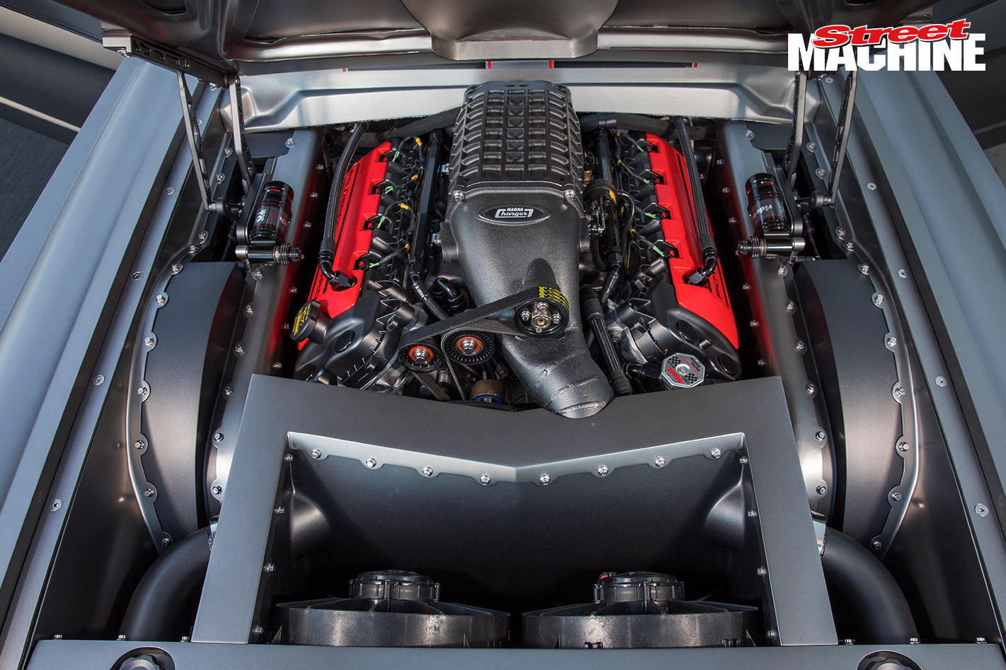 Ford Mustang Vicious Engine