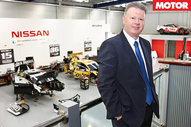 Nissan spokesman