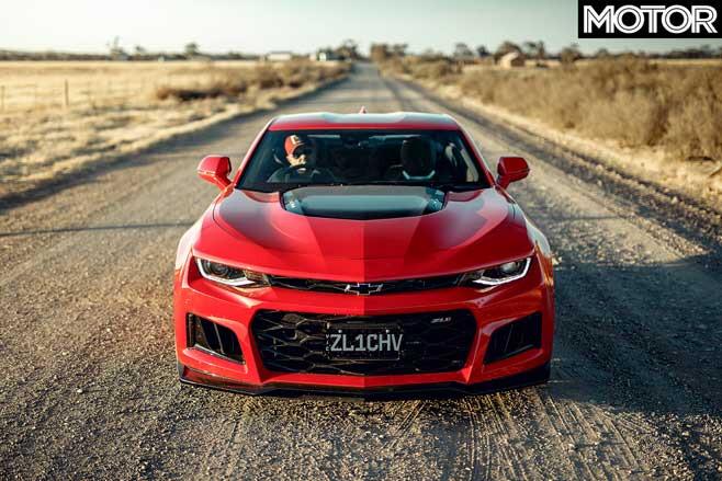 Performance Car Of The Year 2020 Chevrolet Camaro ZL 1 Jpg