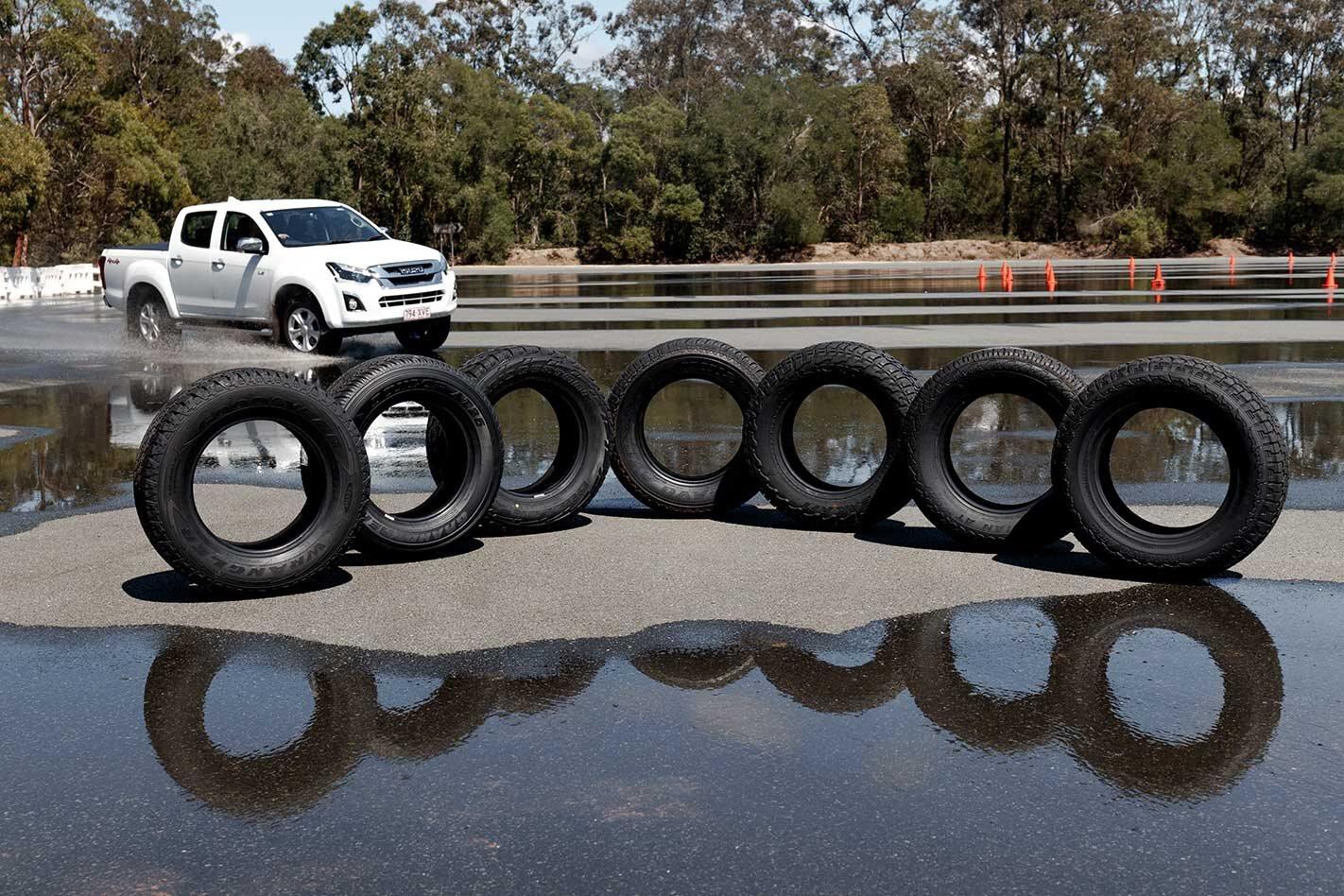 4x4 Tyre Test 2019 WINNER