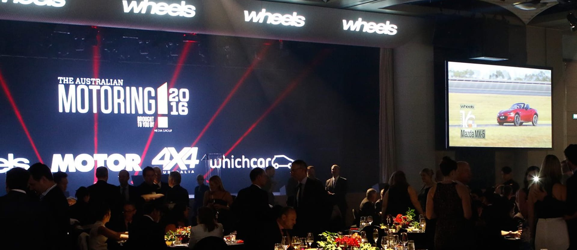 Wheels Car of the Year 2016: Awards night video
