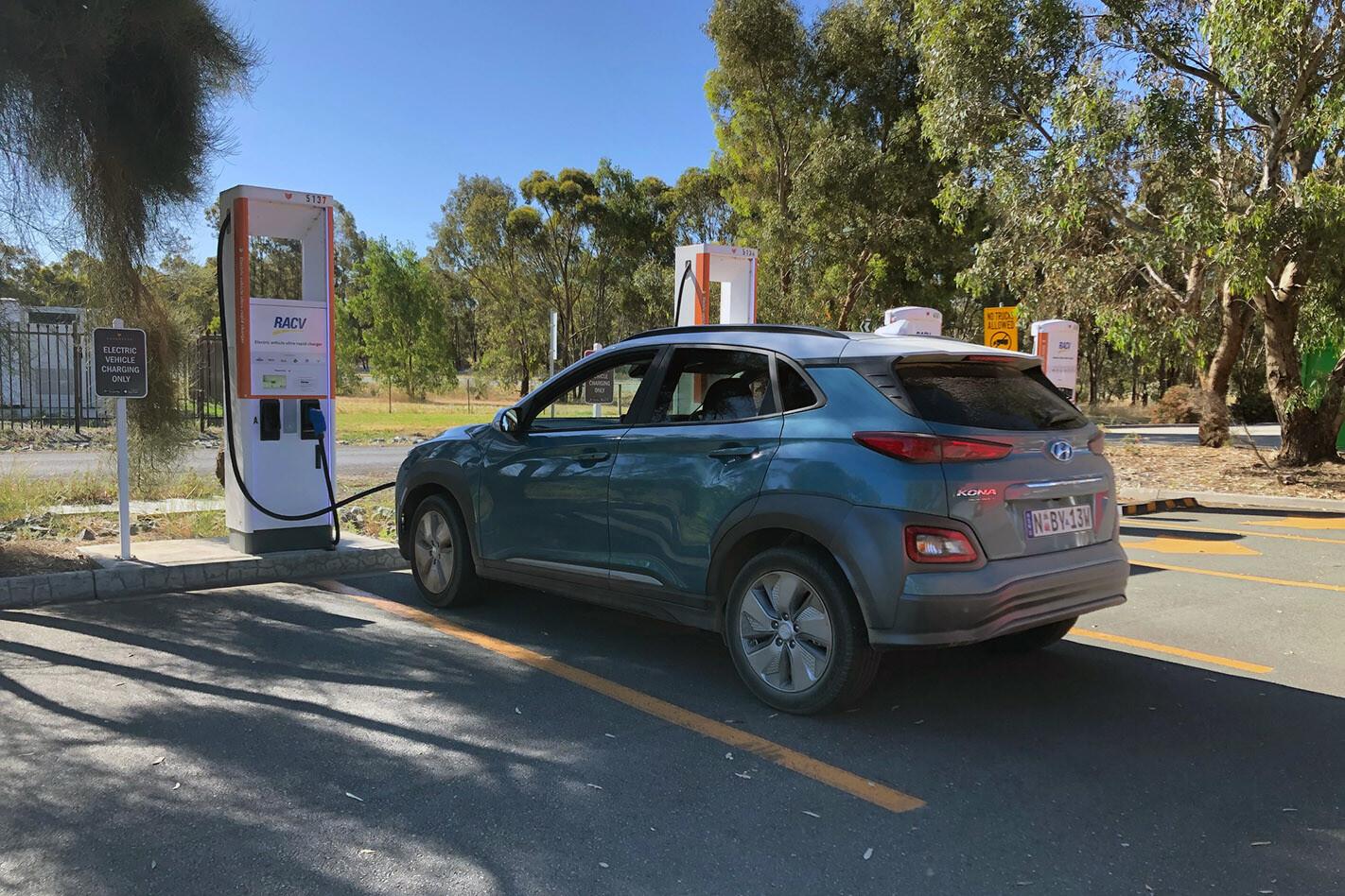 Kone Electric charging