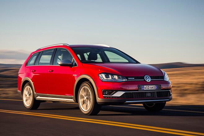 Volkswagen Golf All-track